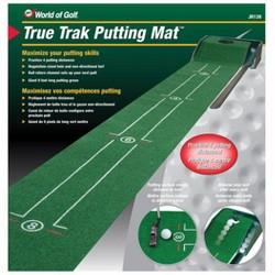 Jef World Of Golf Tru Trak Putting Mat