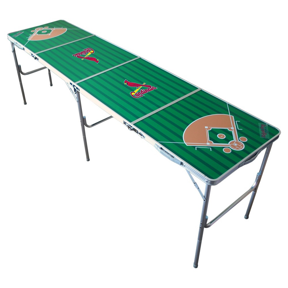 St. Louis Cardinals Wild Sports Tailgate Table - 2'x8'