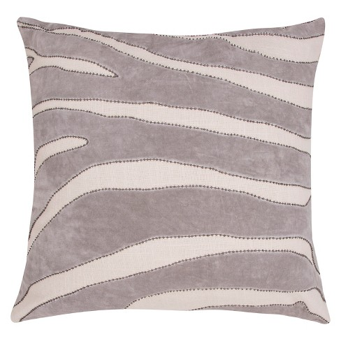 Charmed By Jennifer Adams Throw Pillow - Jaipur - image 1 of 1