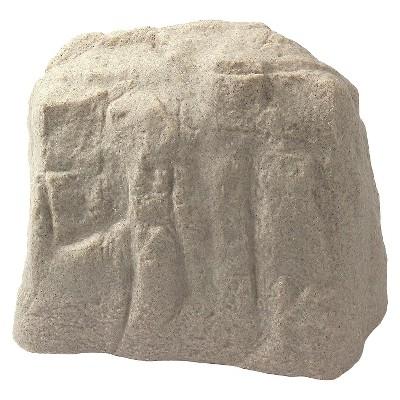 "Emsco 25.75"" Resin River Rock Statuary"