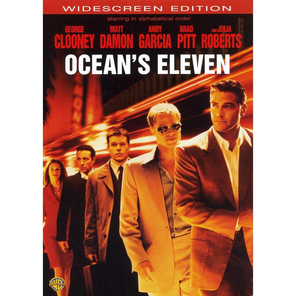 Ocean's Eleven (WS) (dvd_video)