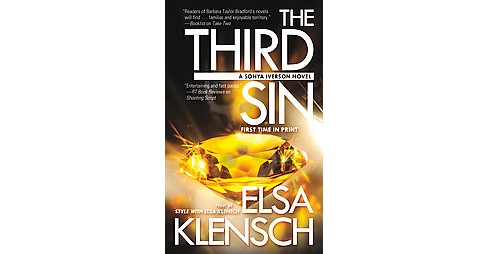 The Third Sin ( Sonya Iverson) (Paperback) - image 1 of 1