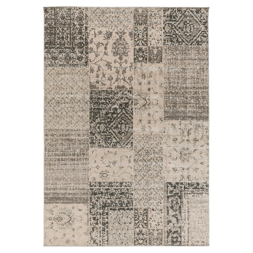 Surya Isout Accent Rug - Gray (2'2 x 4')