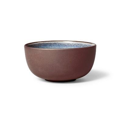 10.5 fl oz Reactive Glaze Stoneware Mini Bowl Blue - Levi's® x Target