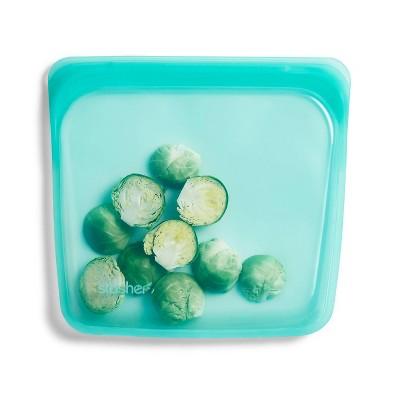 Stasher Reusable Food Storage Sandwich Bag - Aqua