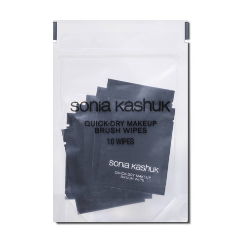 Sonia Kashuk™ Quick Dry Makeup Brush Wipes - image 1 of 2
