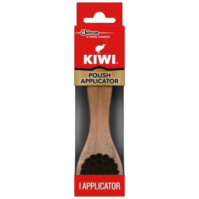 KIWI Polish Applicator Horsehair 1ct