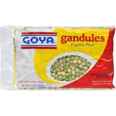 Goya Gandules Frozen Pigeon Peas - 14oz