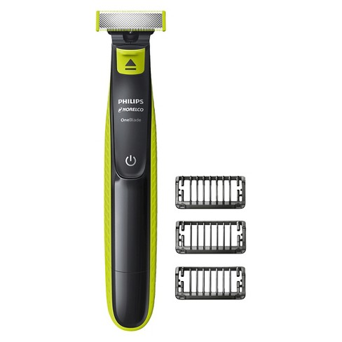Philips Norelco OneBlade Hybrid Rechargeable Men's Electric Shaver and Trimmer - QP2520/70 - image 1 of 4