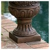 """26"""" Turkish Cast Stone Patio Urn - Christopher Knight Home - image 3 of 4"""
