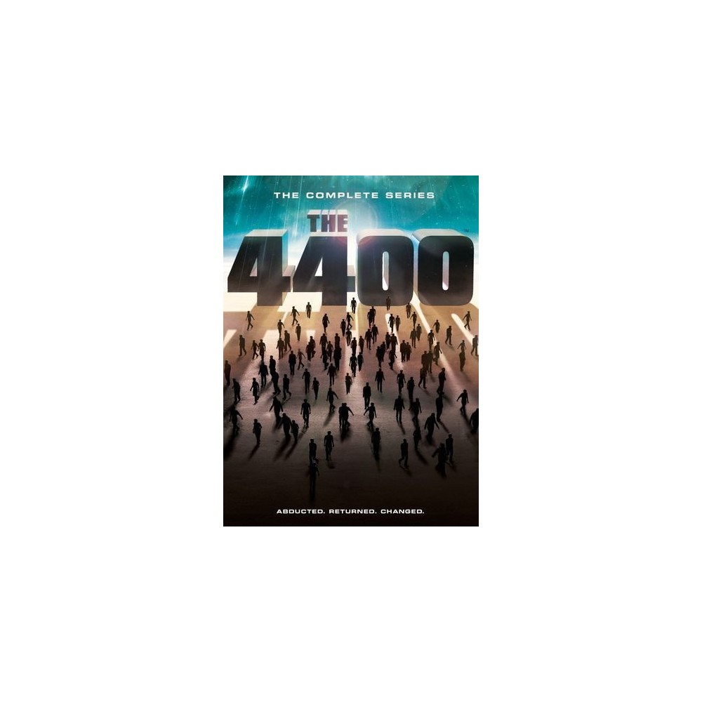 4400:Complete Series (Dvd)