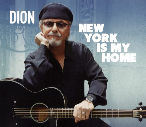 Dion - New york is my home (CD) - image 1 of 1