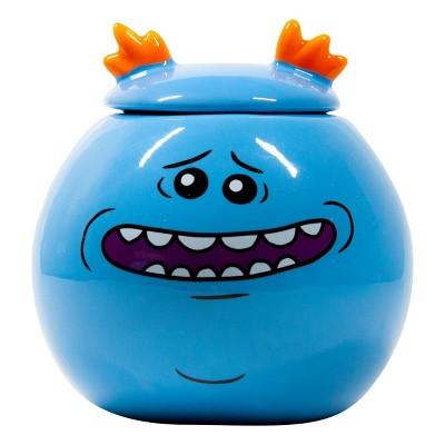 Surreal Entertainment Rick & Morty Collectibles | Rick and Morty Mr. Meeseeks Mini Mug | 2 Tufts