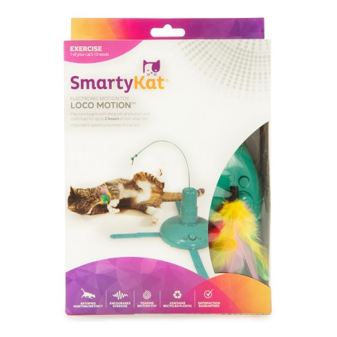 SmartyKat Loco Motion Pet Toy - image 1 of 8