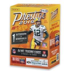 pretty nice 5606e 4b9bf 2019 NFL Score Football Trading Card Blaster Box : Target
