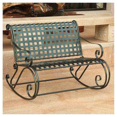 International Caravan Patio Furniture.International Caravan Patio Rocking Chair