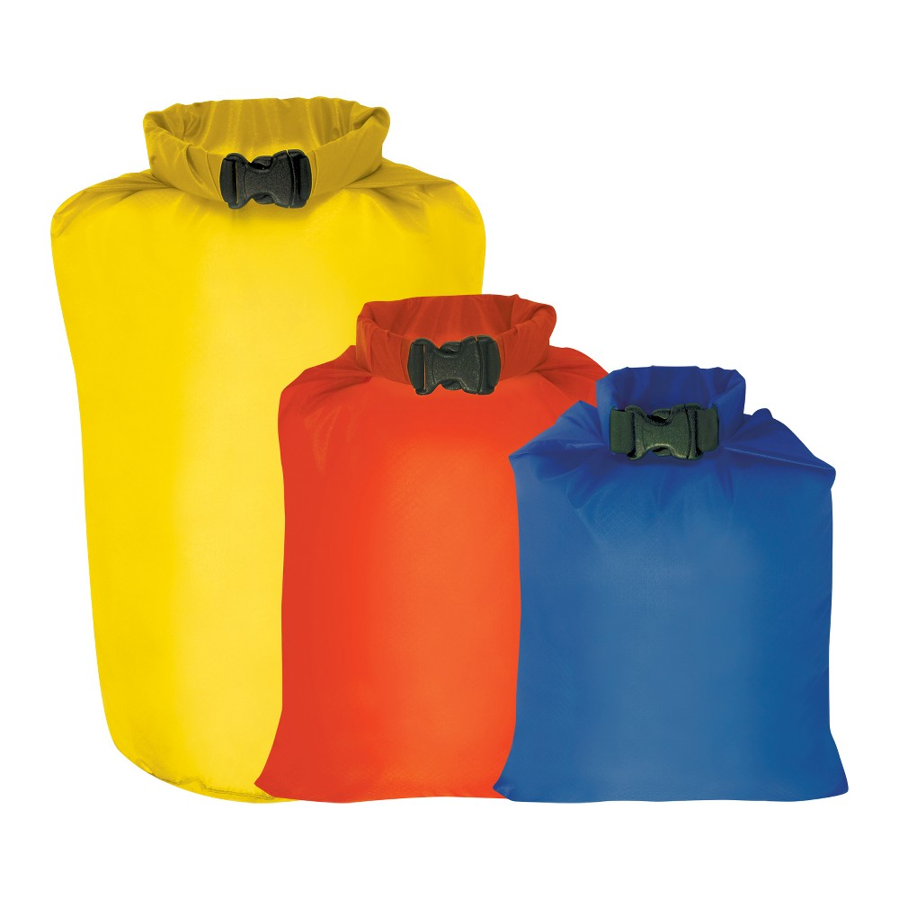Image of Outdoor Products All Purpose Dry Sacks - 3pk