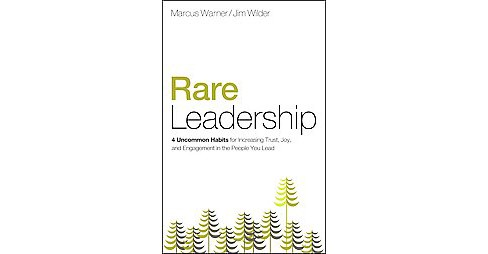 Rare Leadership (Paperback) - image 1 of 1