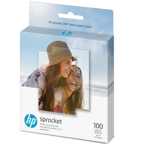 """HP Matte Photo Paper 3"""" x 2"""" 100/Pack (1DE40A) 24359798 - image 1 of 1"""