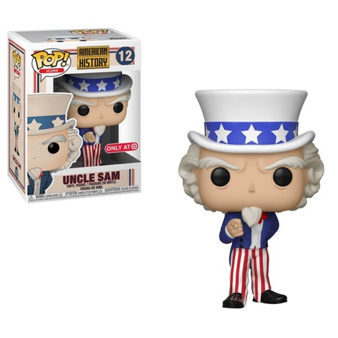 Funko POP! Icons: American History - Uncle Sam (Target Exclusive) - image 1 of 2