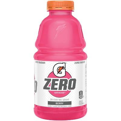 Gatorade G Zero Berry Sports Drink - 32 fl oz Bottle