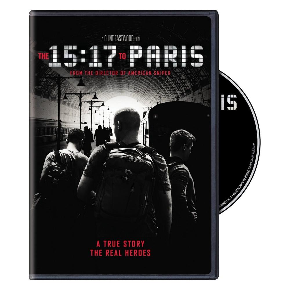 15 17 To Paris Dvd
