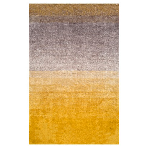 nuLOOM Ombre Shag Rug - image 1 of 2