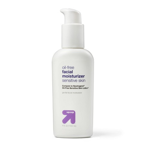 Unscented Sensitive Skin Facial Moisturizer - 4oz - up & up™ - image 1 of 4