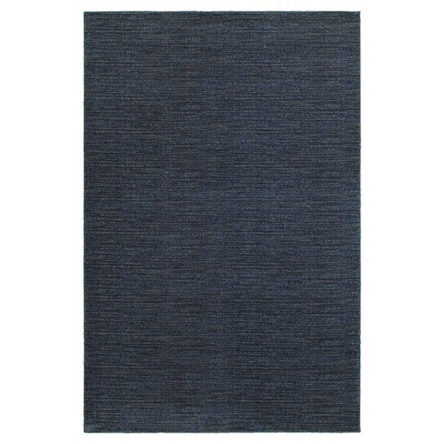 Legacy Solid Blue Area Rug - Blue (5'X8') - image 1 of 2