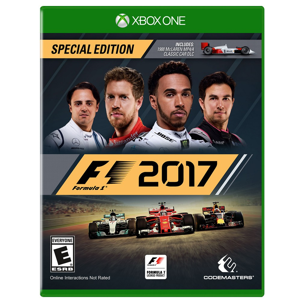 F1 2017 Xbox One, Video Games