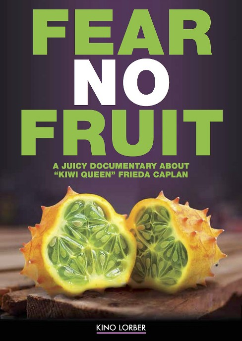 Fear no fruit (DVD) - image 1 of 1