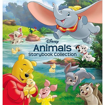 Disney Animals Storybook Collection - (Disney Storybook Collections)(Hardcover)
