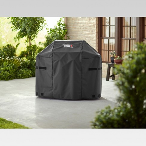 Weber Spirit 200 And Spirit Ii 200 Series Grill Cover Black Target