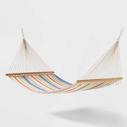 Pillow Top Outdoor Patio Hammock - Stripe - Threshold™
