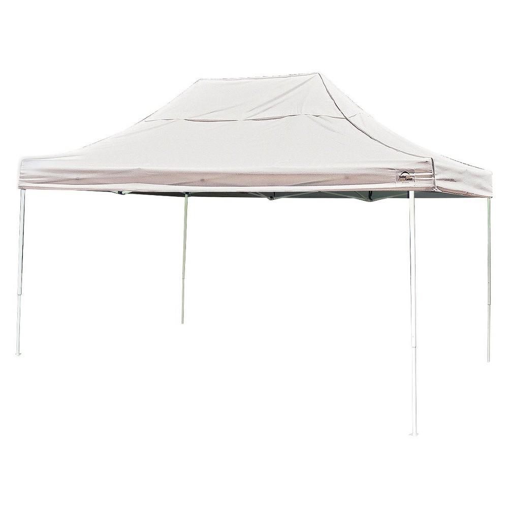Shelter Logic 12' x 12' Pro Straight Leg Pop-Up Canopy - White