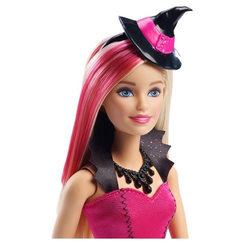 barbie halloween doll target