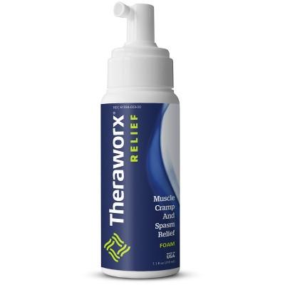 Theraworx Relief Liquid Foam - 7.1 fl oz