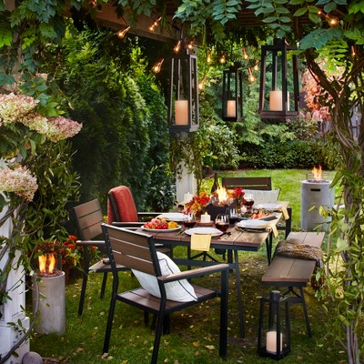 Fall Outdoor Dining Collection