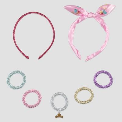 Girls' Disney Princess Headband & Scrunchie Pack