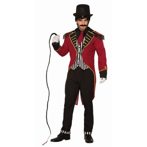 Forum Novelties Dashing Ringmaster Men's Costume, One Size - image 1 of 1