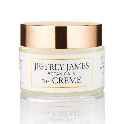 Unscented Jeffrey James Botanicals The Creme - 2oz