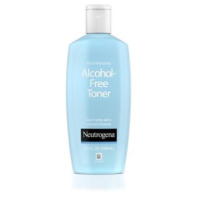 Facial Toner & Astringent: Neutrogena Alcohol-Free