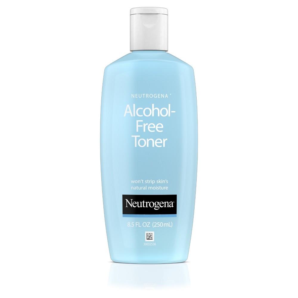 Image of Neutrogena Alcohol-Free Toner-8.5oz
