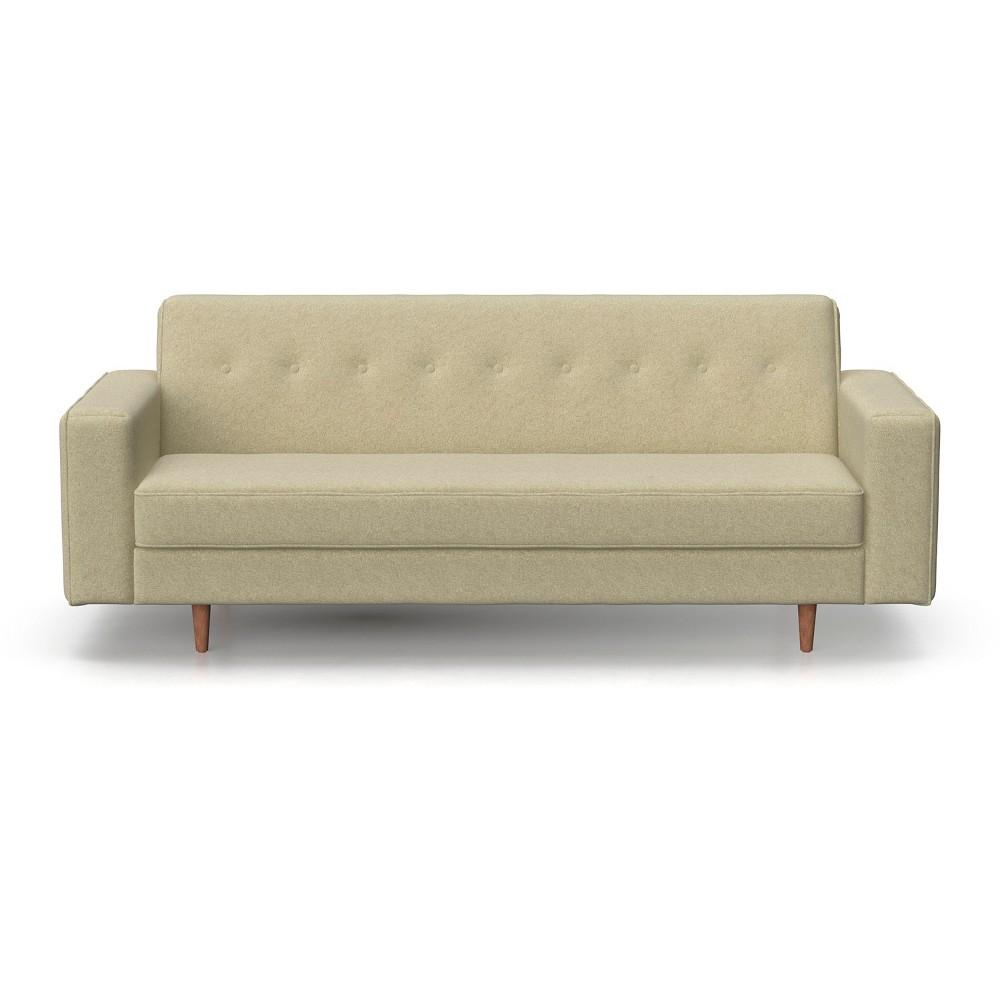Image of Jasper Mid Century Modern Sofa Oatmeal - AF Lifestlye
