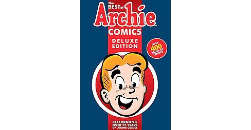 Best of Archie Comics 1 (Deluxe) (Hardcover) (Vic Bloom) - image 1 of 1