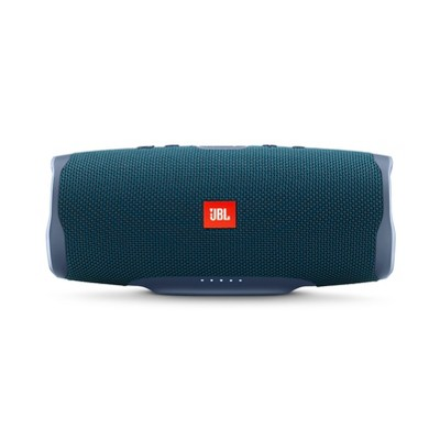 JBL Charge 4 Bluetooth Wireless Speaker - Blue