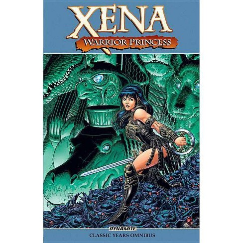 Xena, Warrior Princess: The Classic Years Omnibus - by  John Wagner & Ian Edginton (Paperback) - image 1 of 1