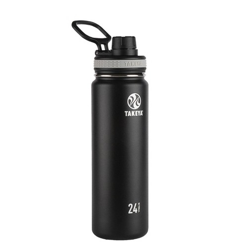Takeya 24oz Originals Insulated Stainless Steel Water Bottle with Spout Lid - image 1 of 4