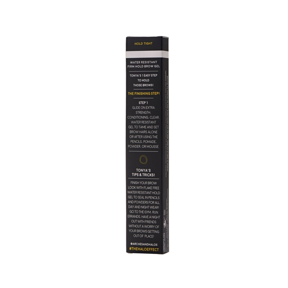 Arches 38 Halos Hold Tight Water Resistant Gel Clear 3 0ml
