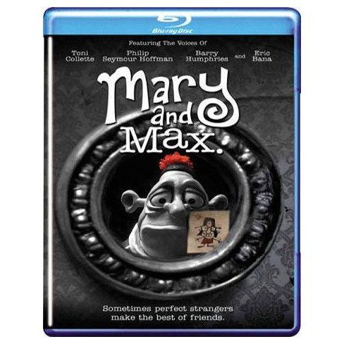Mary And Max Blu Ray Target